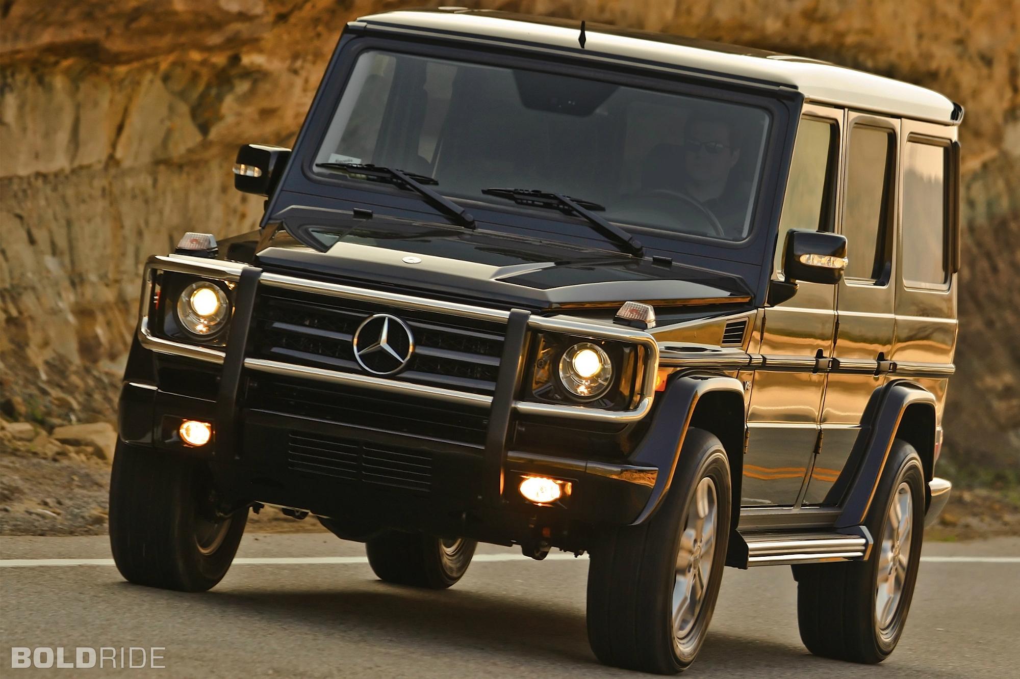 2009 Mercedes Benz G Class Image 11