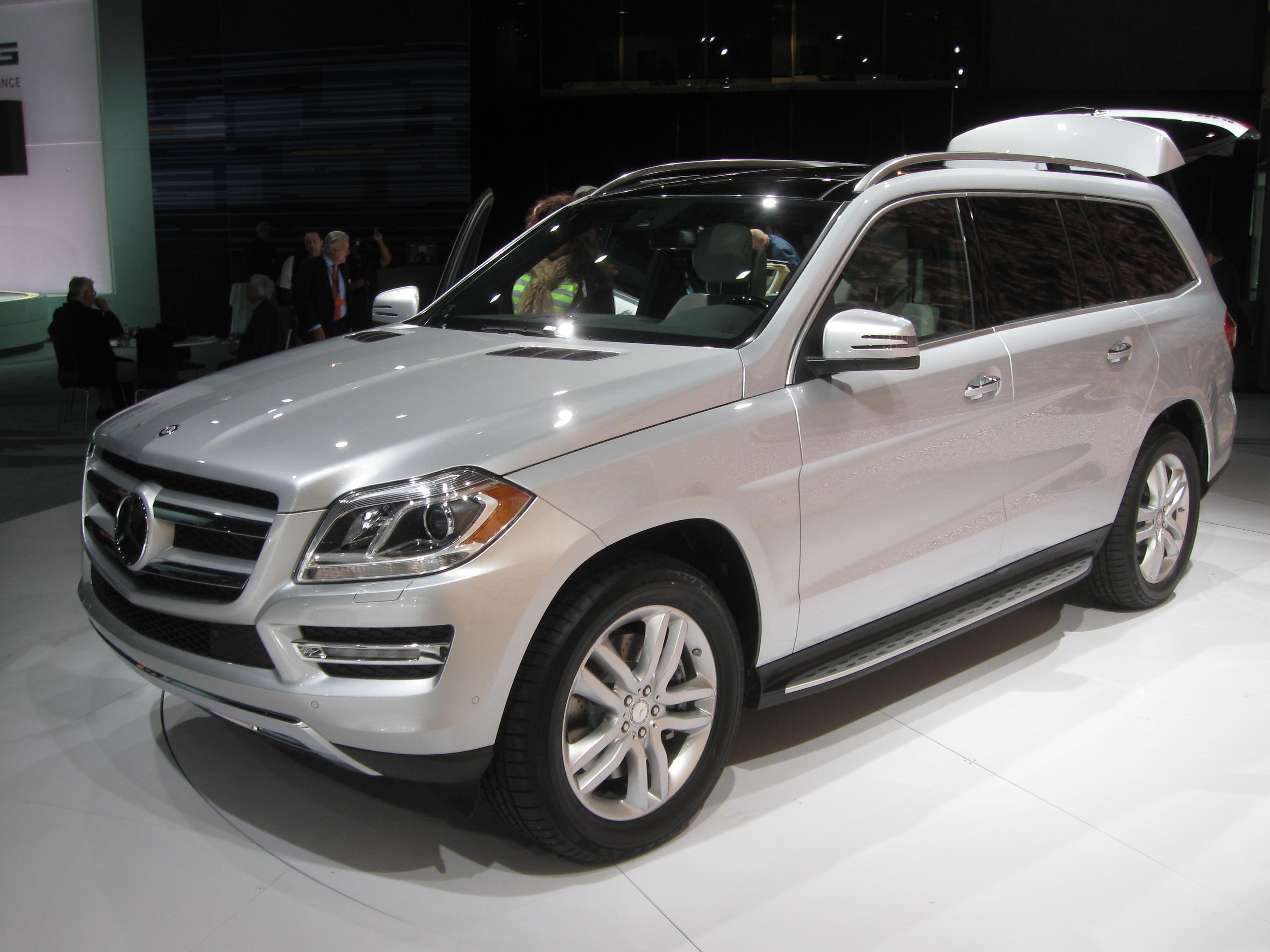 2009 Mercedes Benz Gl Class Image 17