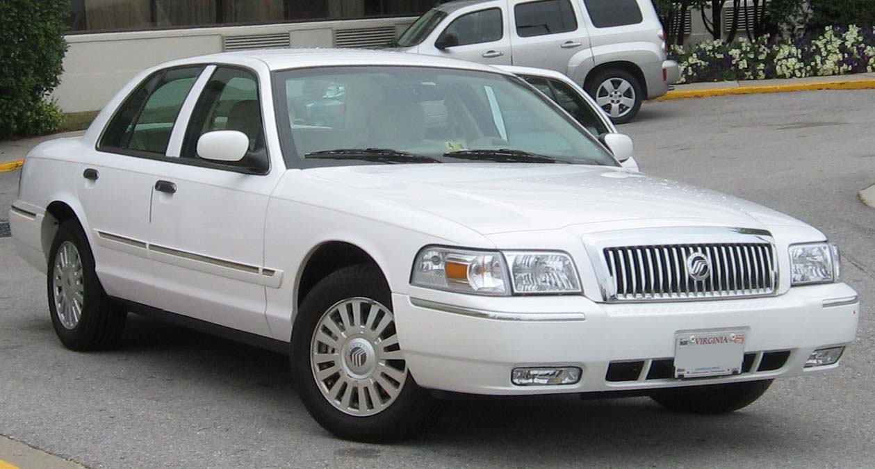 Mercury Grand Marquis #18