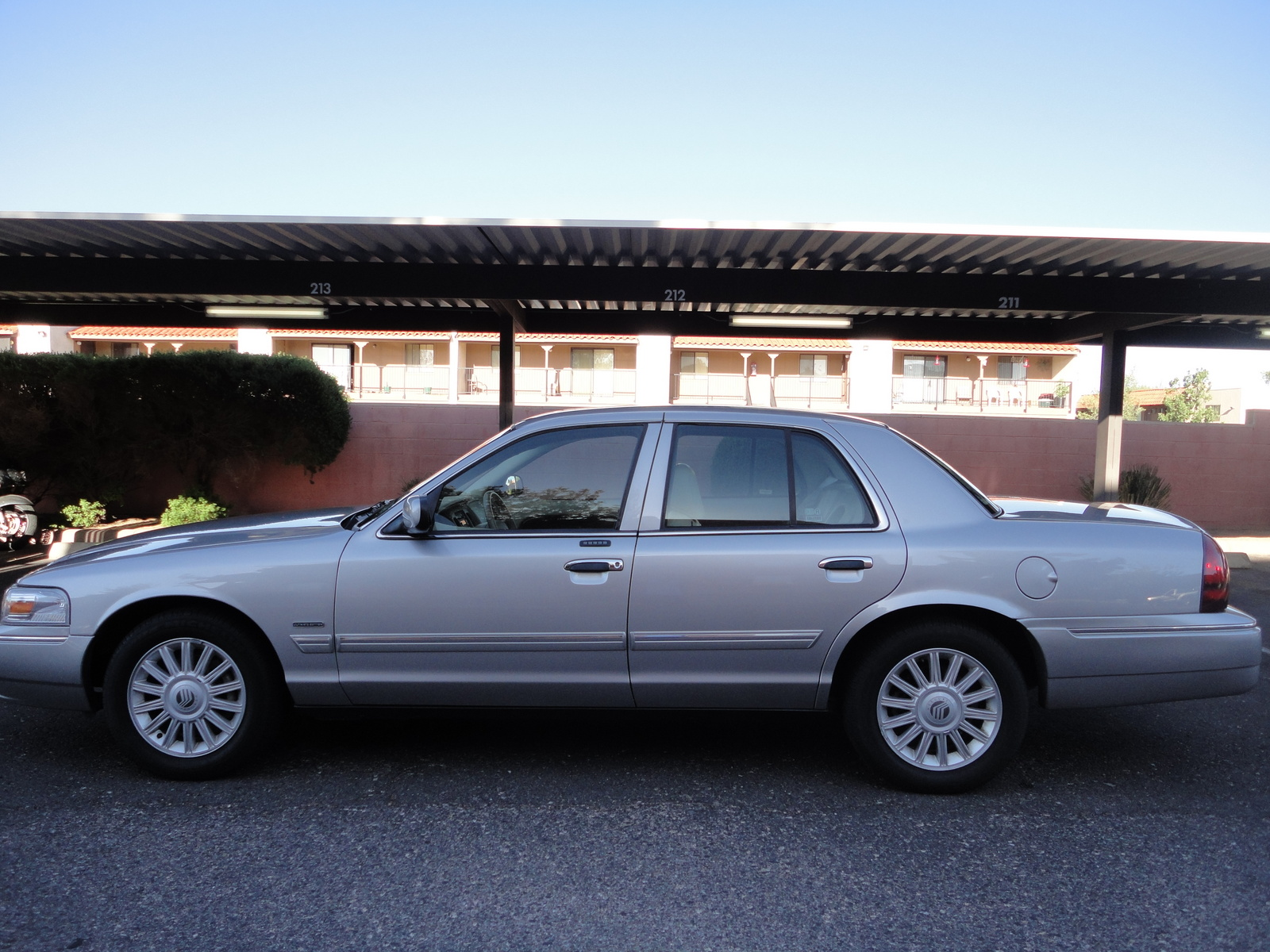 Mercury Grand Marquis #14