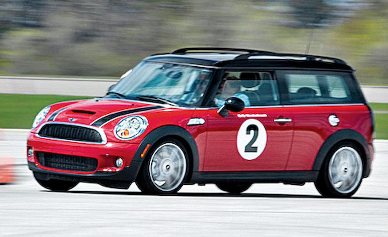 2009 mini cooper clubman image 13. Black Bedroom Furniture Sets. Home Design Ideas
