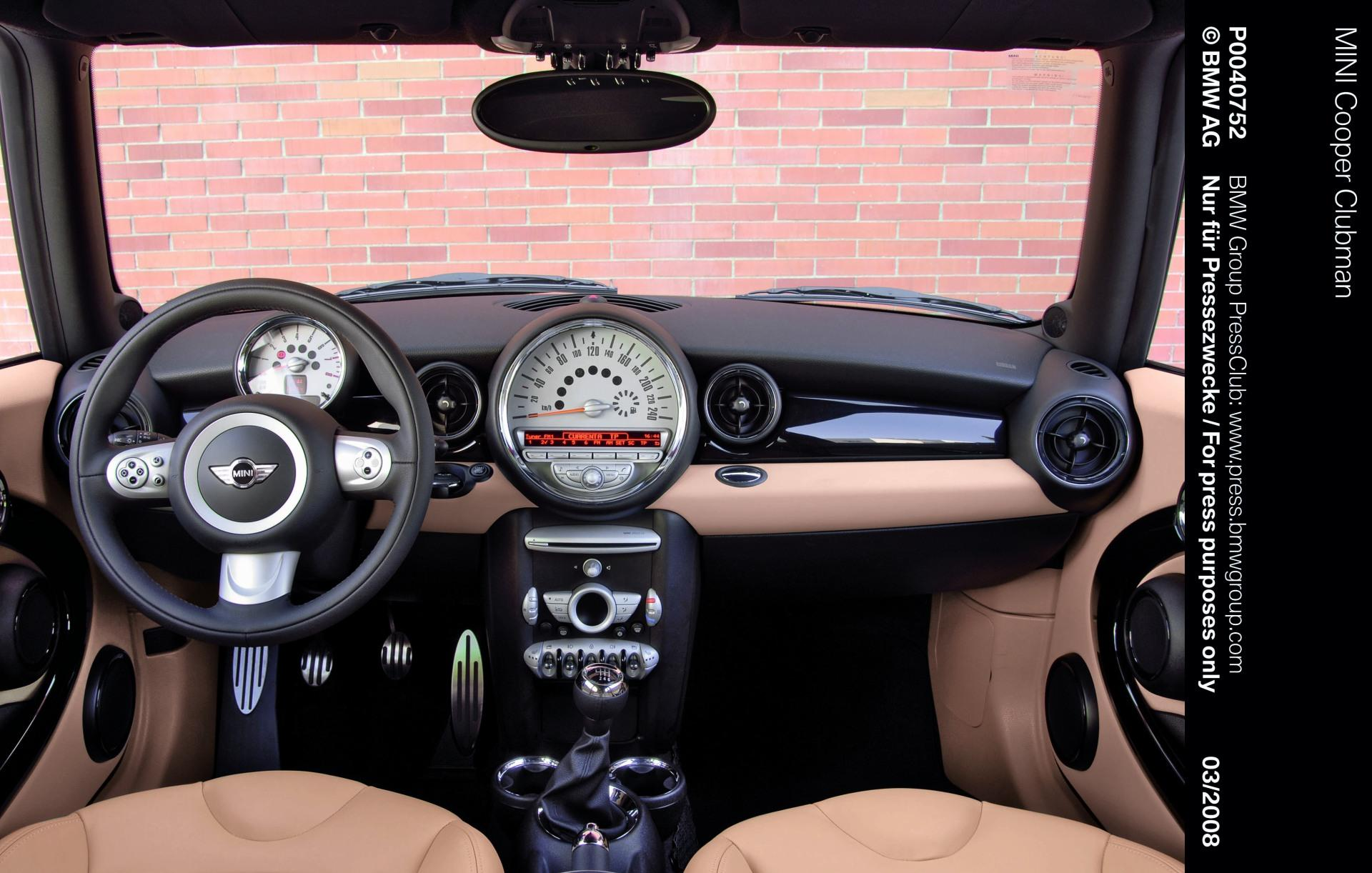 2009 Mini Cooper Clubman Information And Photos Zombiedrive