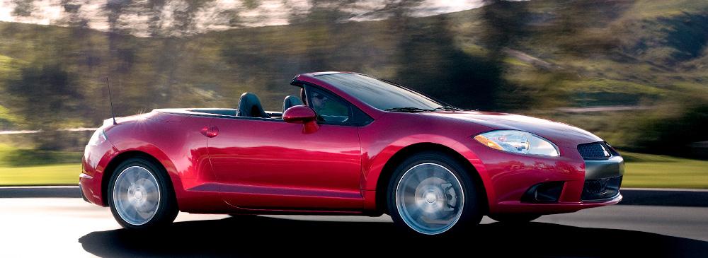 2009 Mitsubishi Eclipse Spyder Image 6