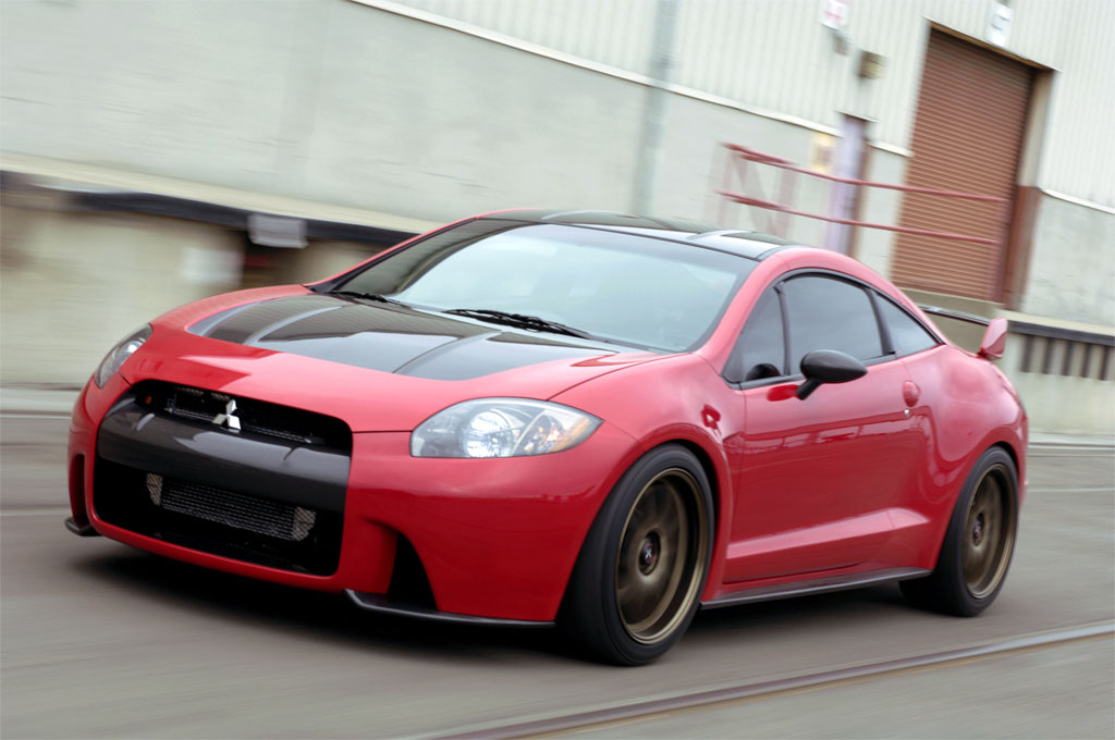 2009 Mitsubishi Eclipse Spyder Information And Photos