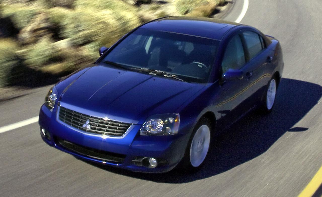 2009 Mitsubishi Galant Image 16