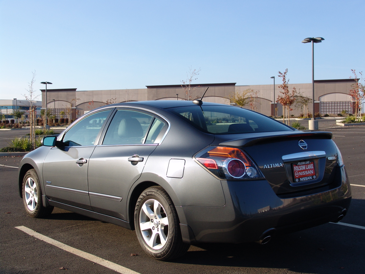 2009 nissan altima - information and photos - zombiedrive