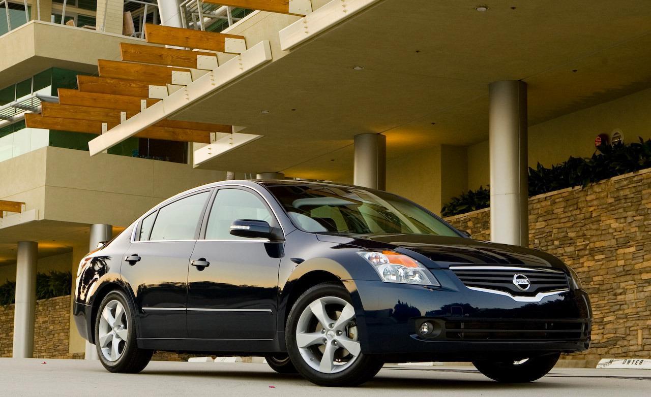 2009 Nissan Altima Image 16