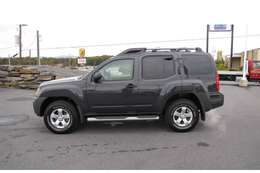2009 Nissan Xterra Information And Photos Zombiedrive