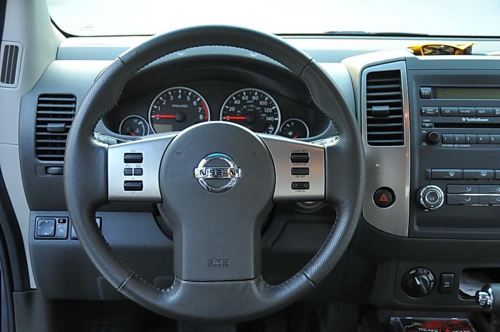 2009 Nissan Xterra 9