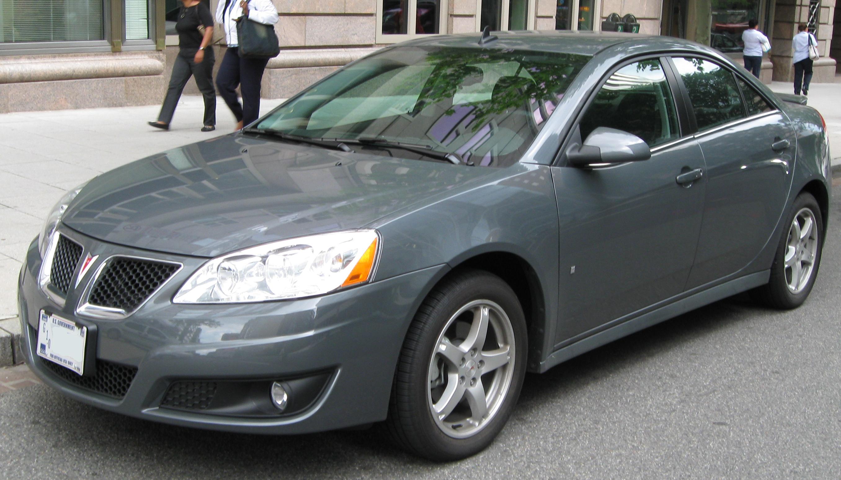 2009 Pontiac G6 Image 13