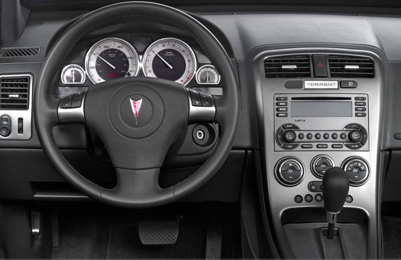 2009 Pontiac Torrent Overview Image 16