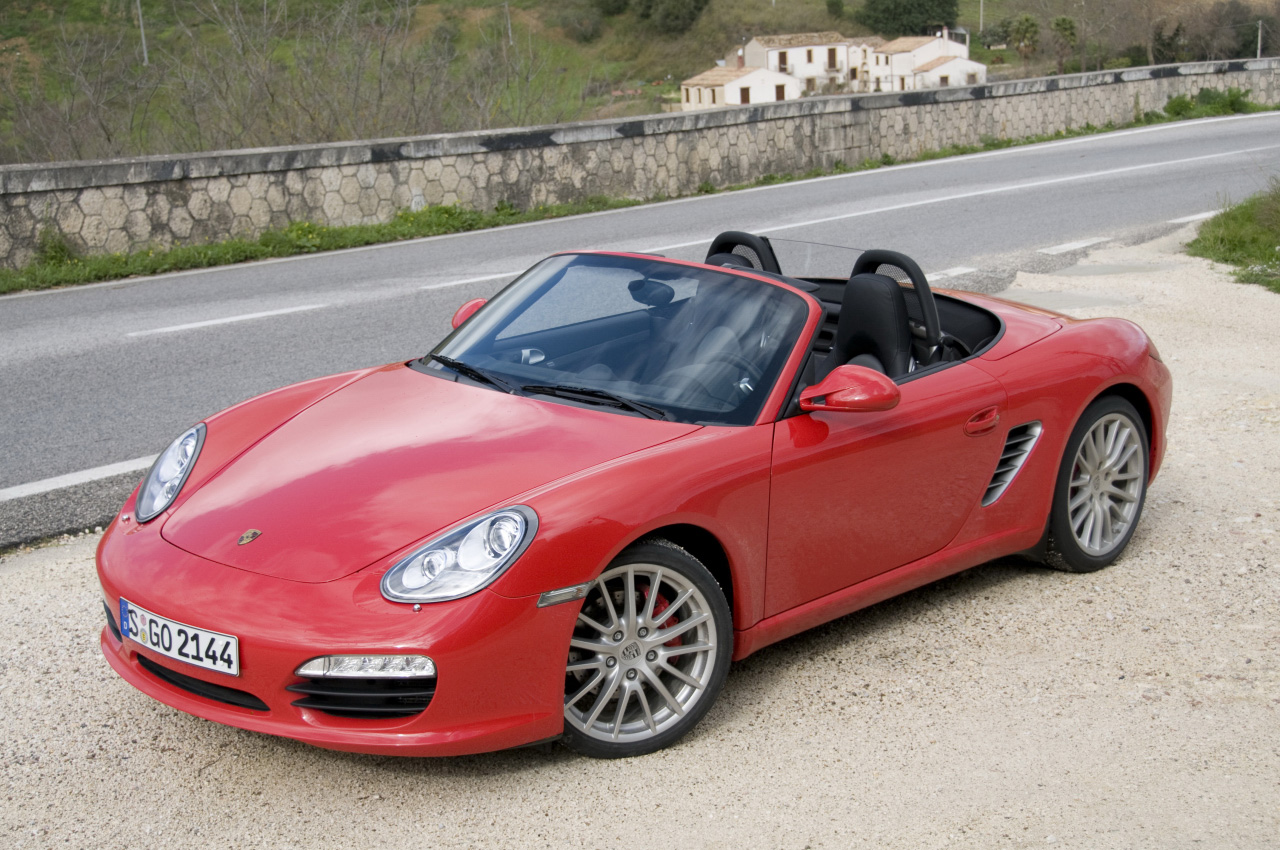 2009 porsche boxster image 12. Black Bedroom Furniture Sets. Home Design Ideas