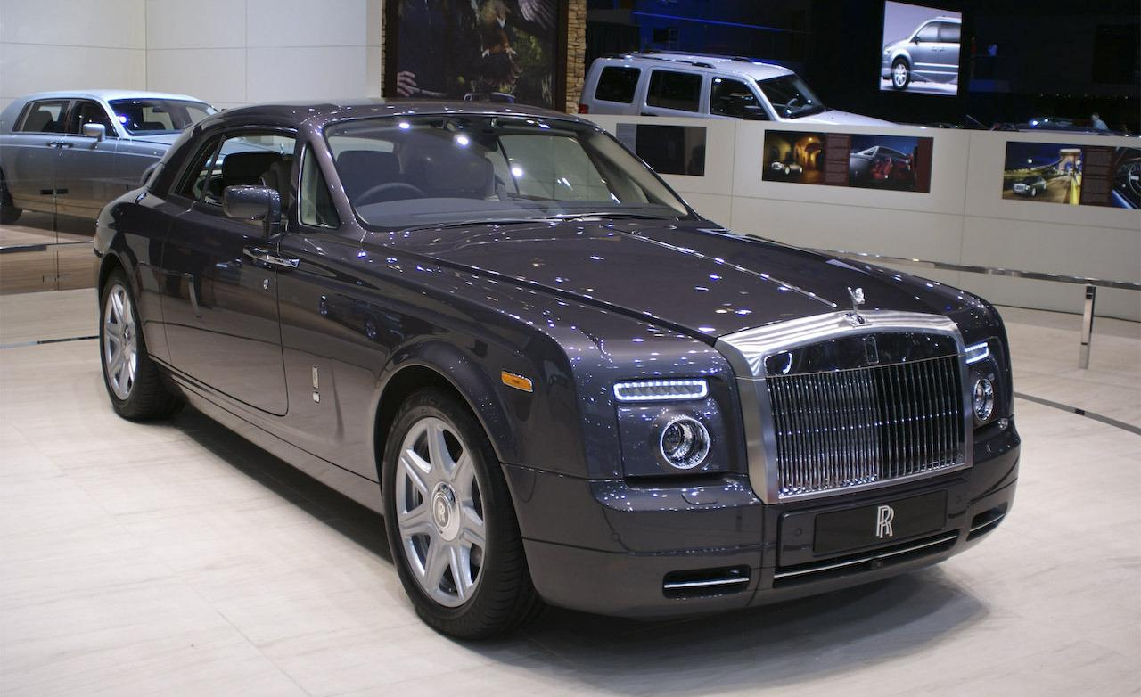 rolls royce phantom coupe 12
