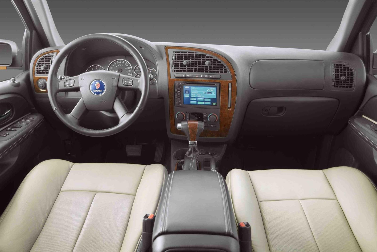 2009 saab 9 7x - 2009 Saab 9 7x 16 Saab 9 7x 16