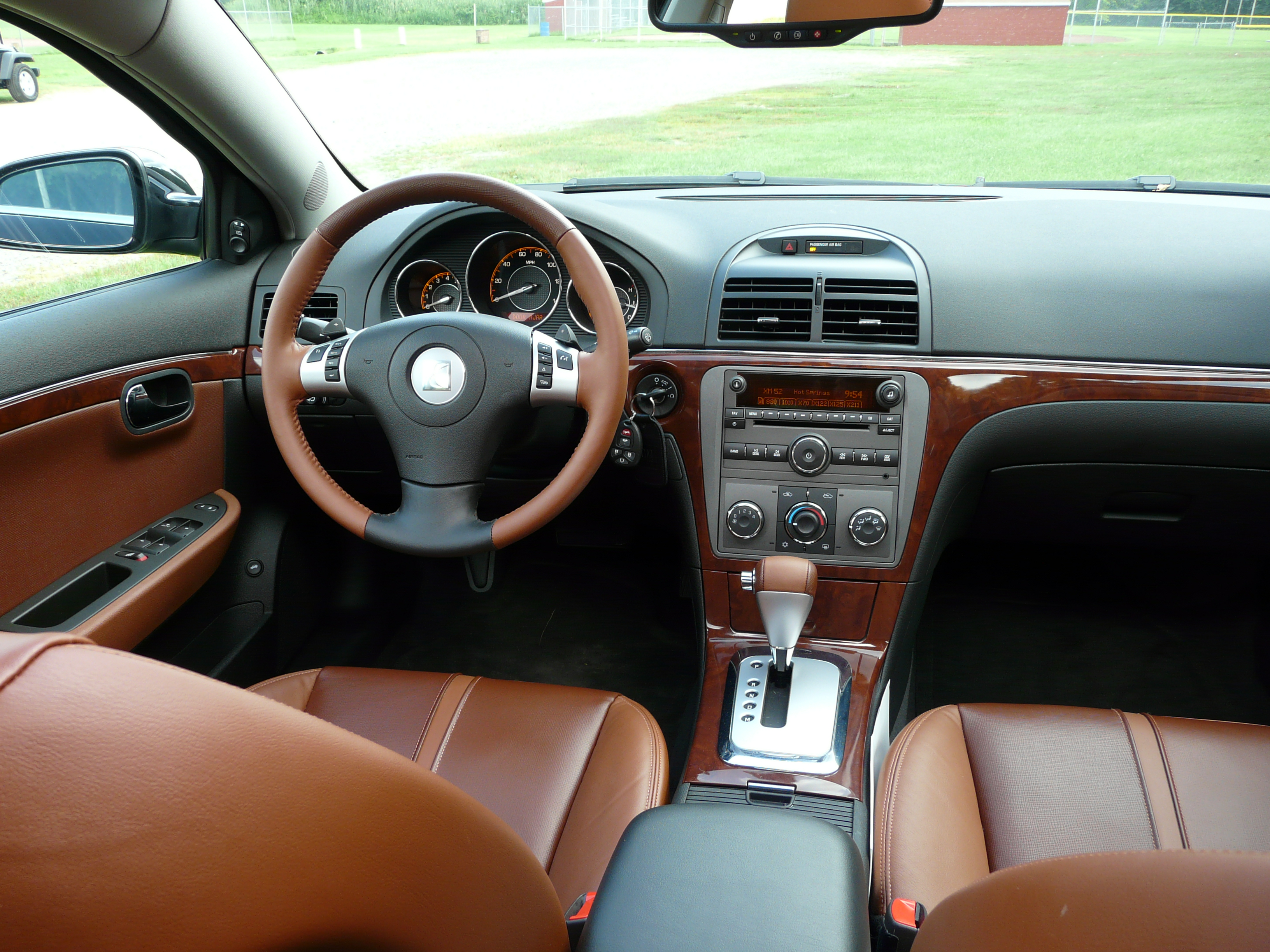 2009 saturn aura information and photos zombiedrive