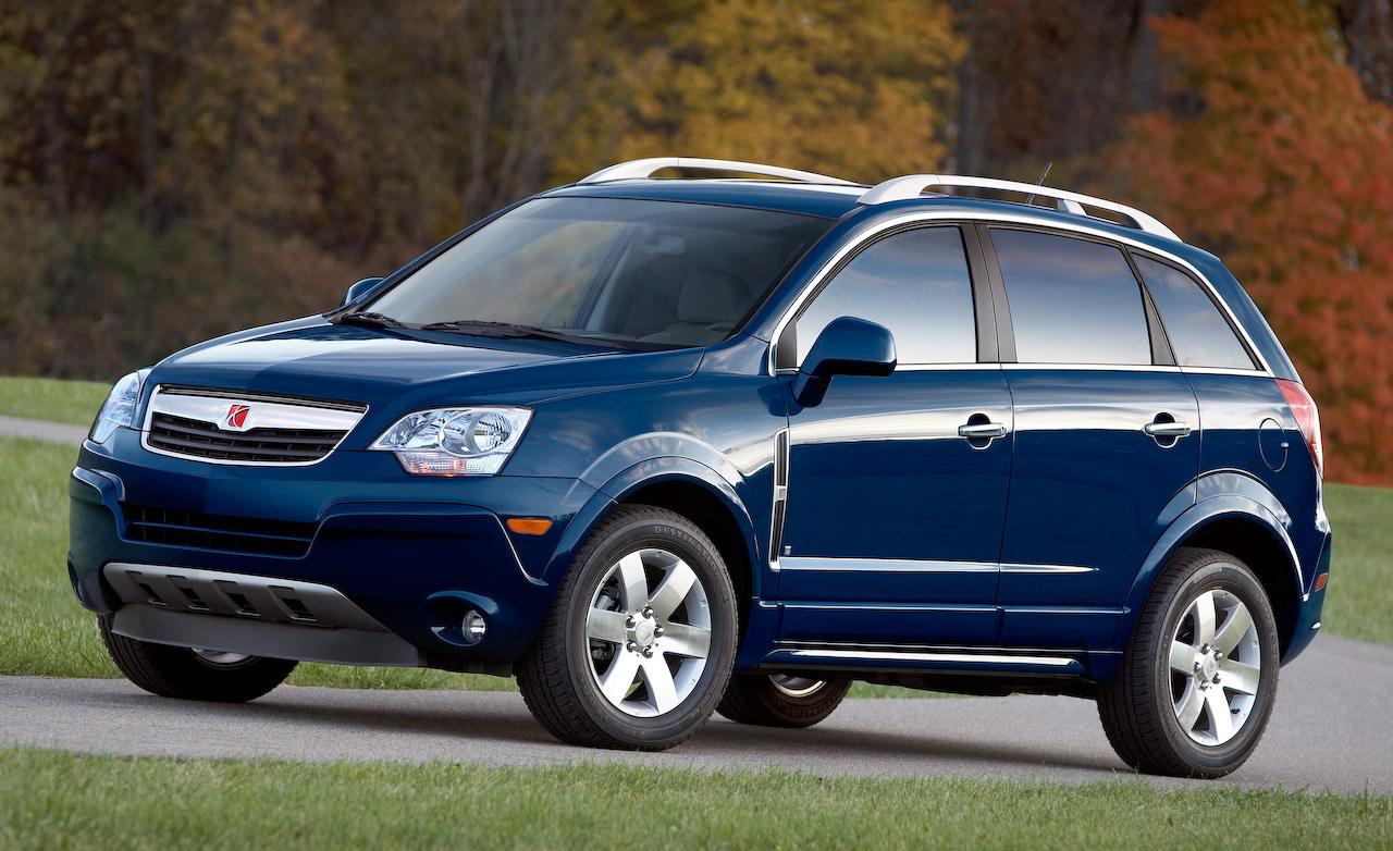 2009 saturn vue blue 200 interior and exterior images. Black Bedroom Furniture Sets. Home Design Ideas