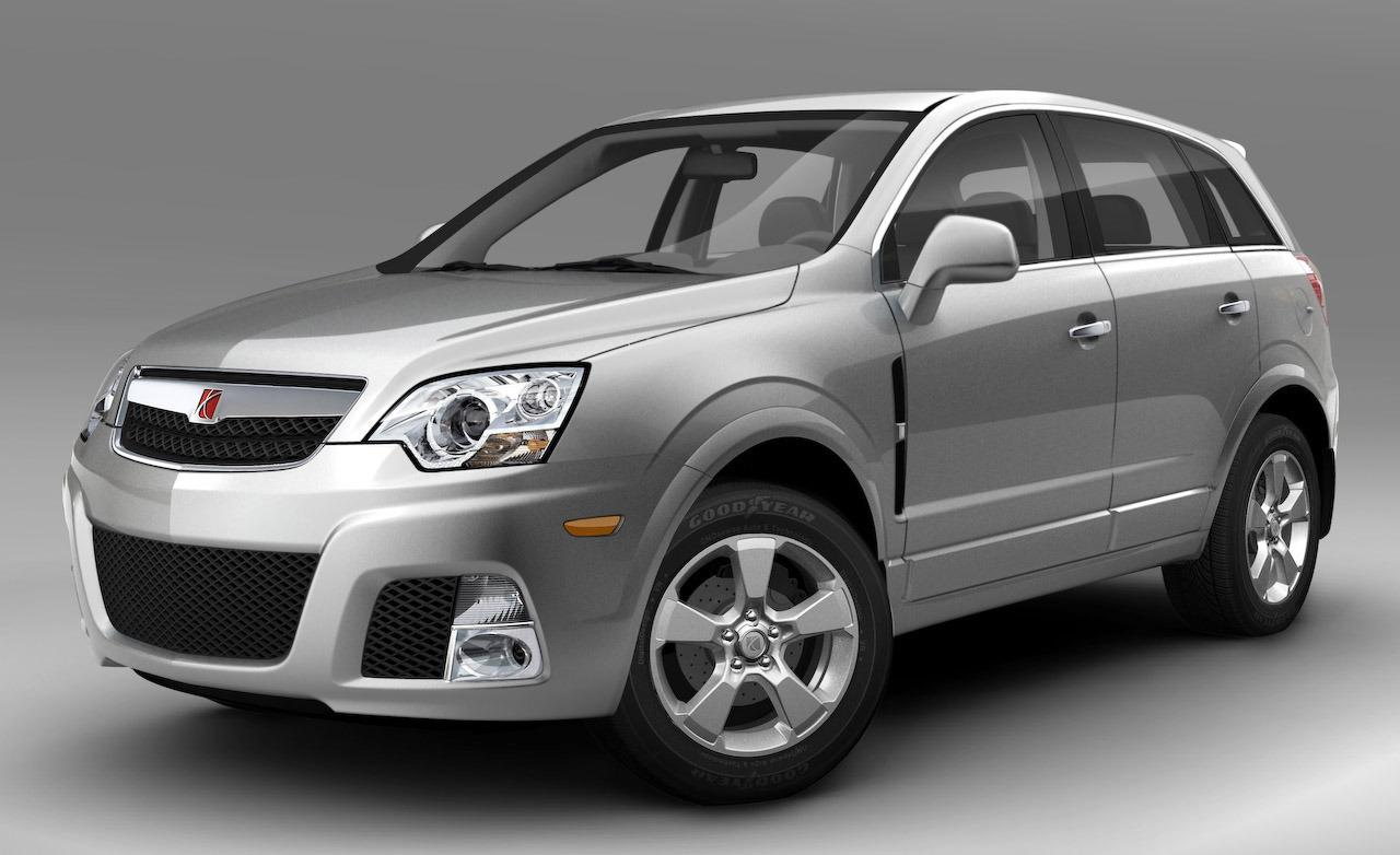 2009 saturn vue hybrid information and photos zombiedrive saturn vue hybrid 17 vanachro Image collections