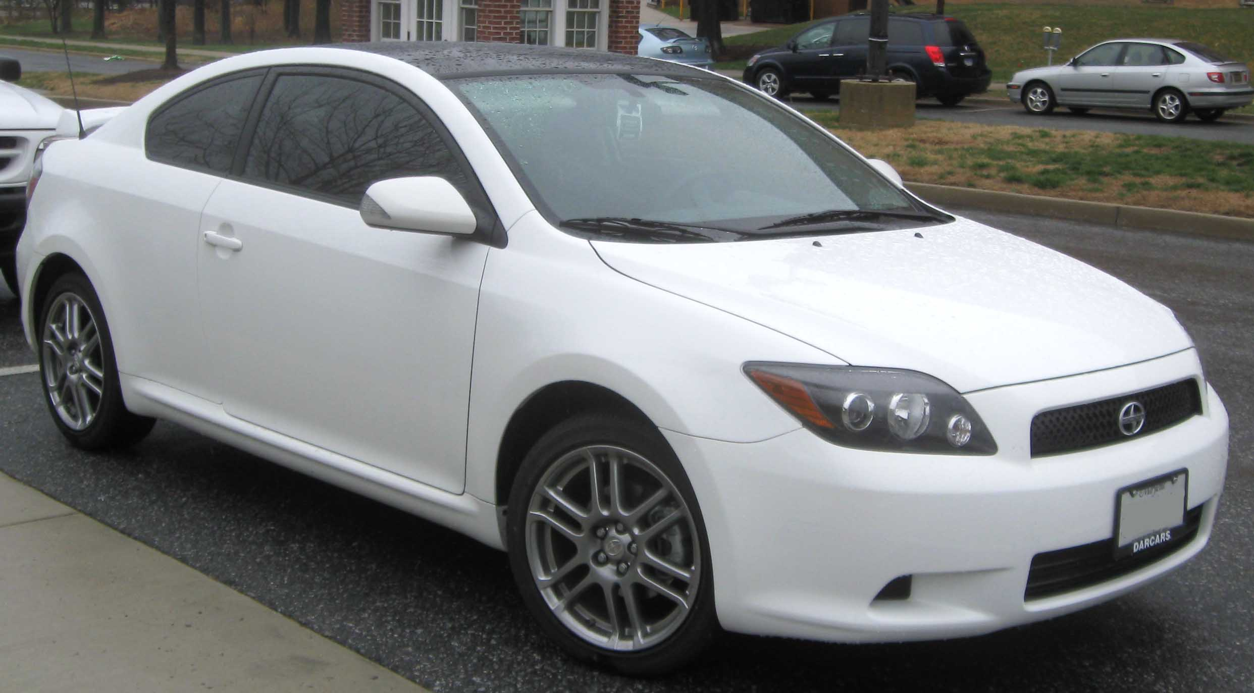 2009 Scion Tc Image 14