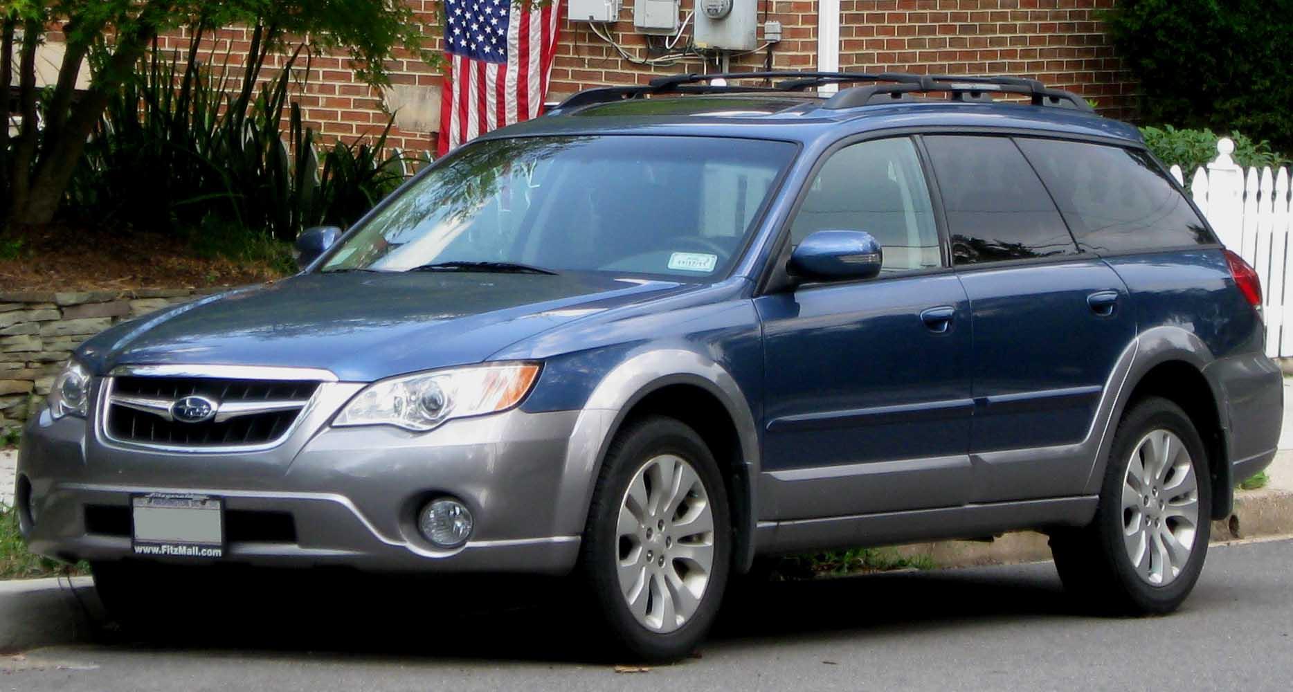 2009 Subaru Outback Image 9