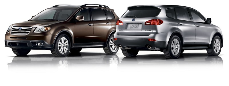 2009 Subaru Tribeca Image 14