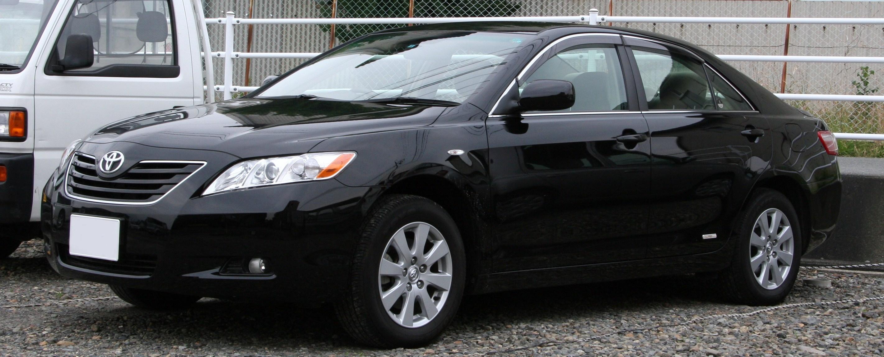 2009 Toyota Camry Image 21
