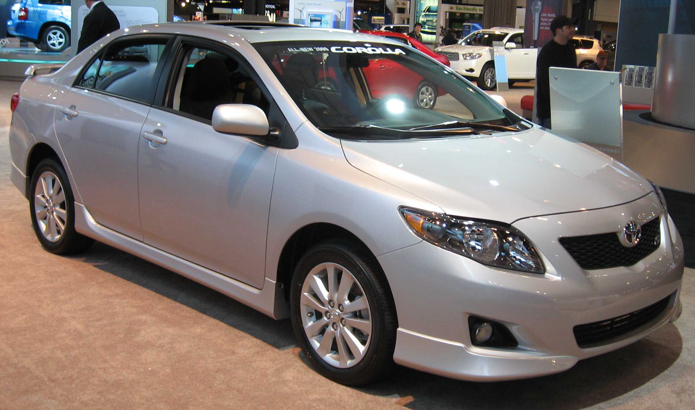 2009 Toyota Corolla - Information and photos - ZombieDrive