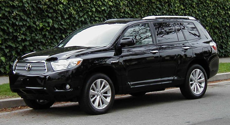 Toyota Highlander Hybrid Information And Photos Zombiedrive