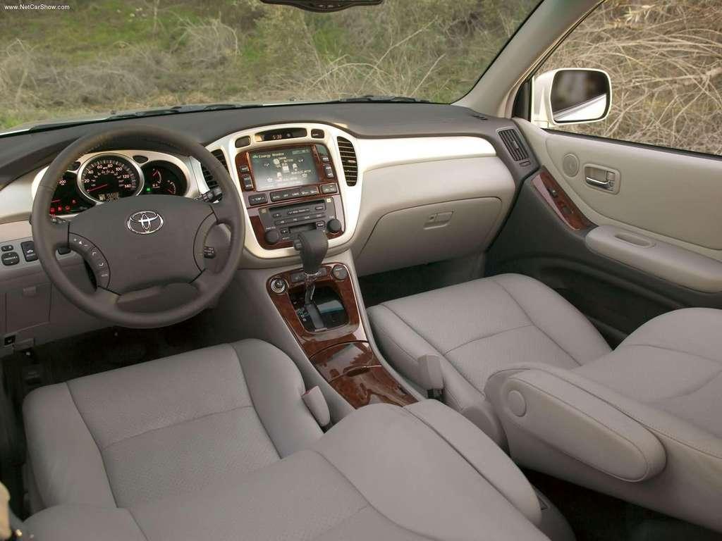 2009 Toyota Highlander Hybrid - Information and photos ...