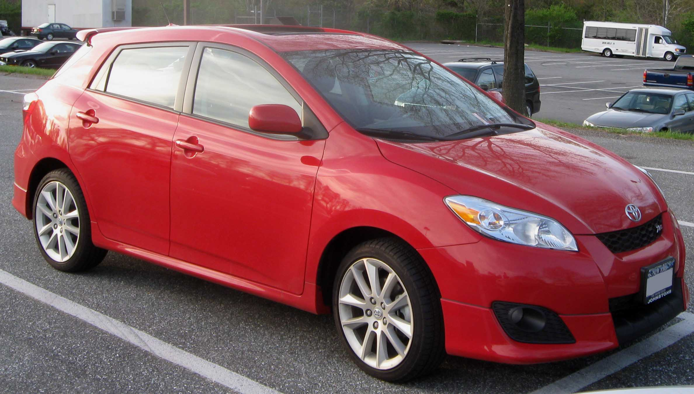 Toyota Matrix #5