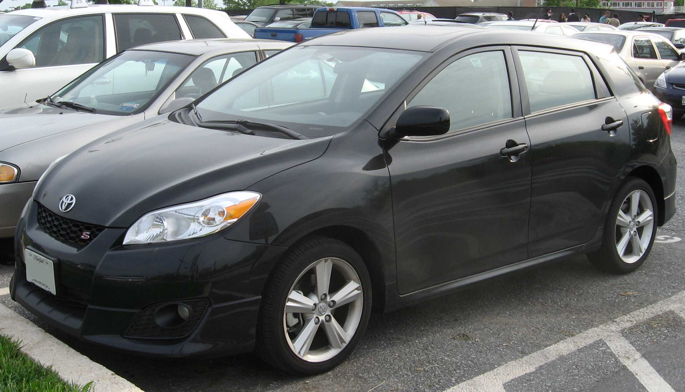 Toyota Matrix #2