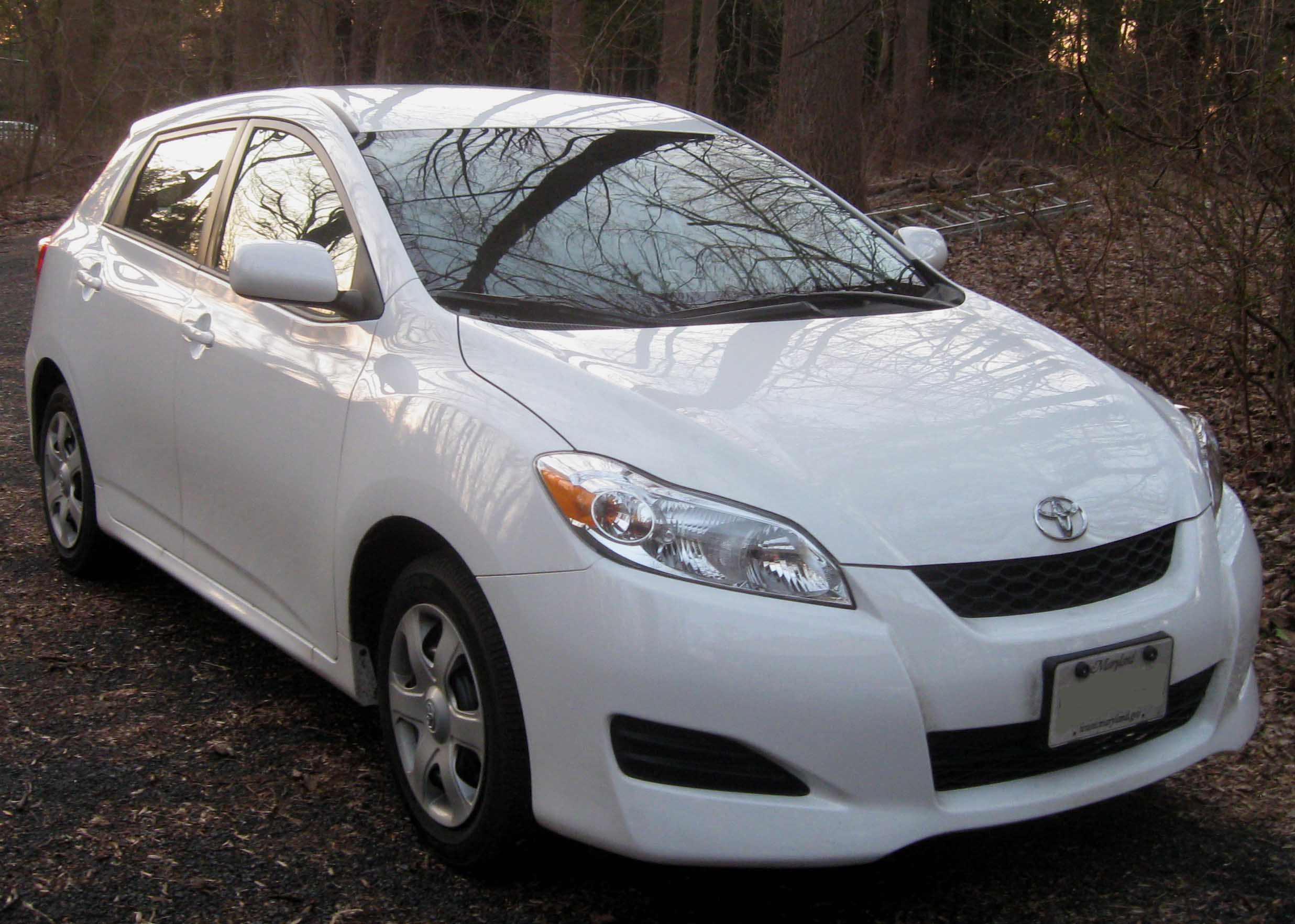Toyota Matrix #9