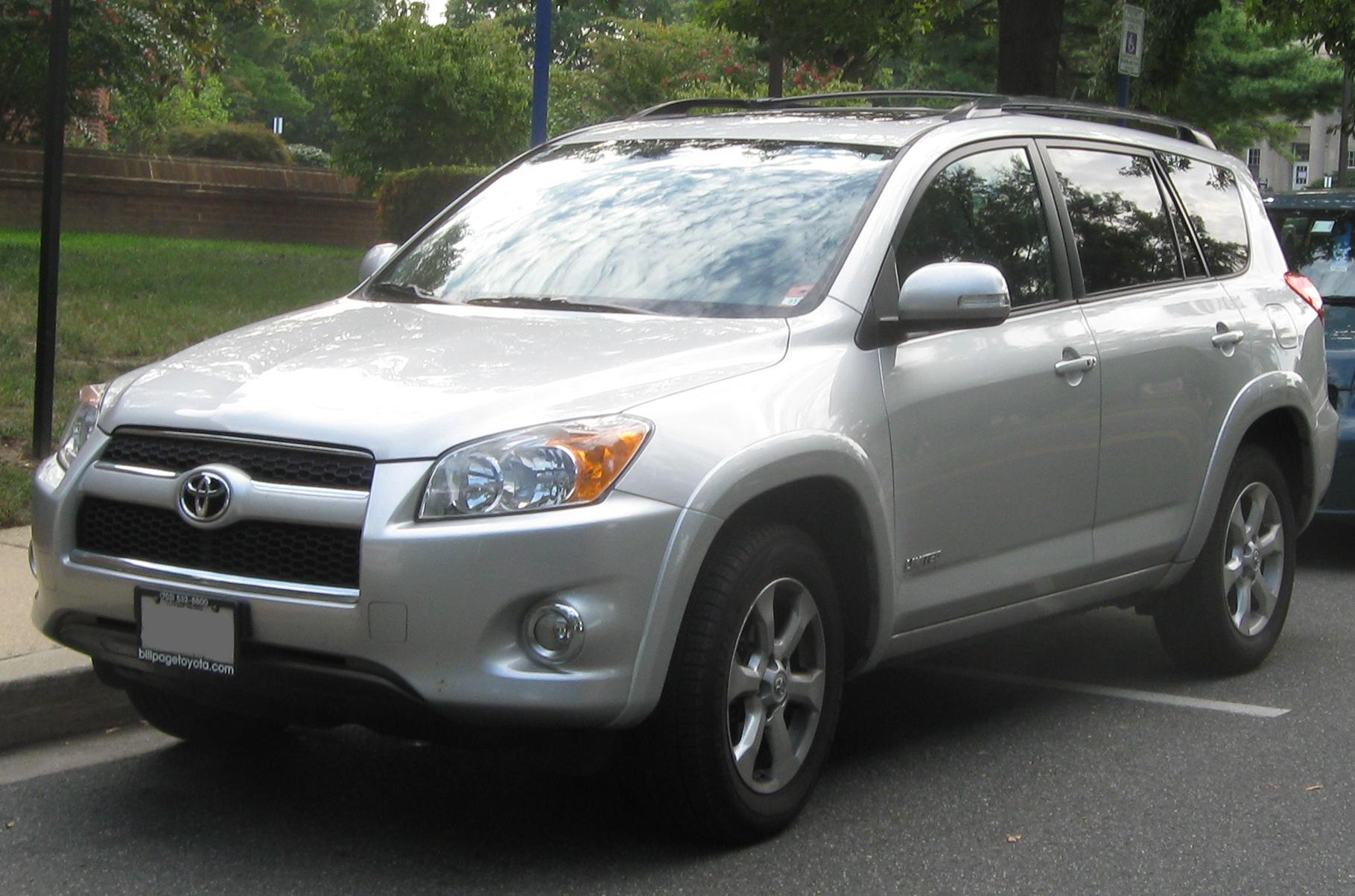 2009 toyota rav4 information and photos zombiedrive. Black Bedroom Furniture Sets. Home Design Ideas