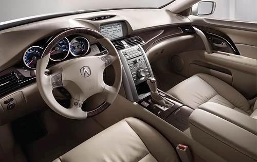 Acura RL Information And Photos ZombieDrive - Acura legend manual transmission for sale