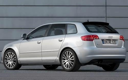 2009 Audi A3 - Information and photos - ZombieDrive