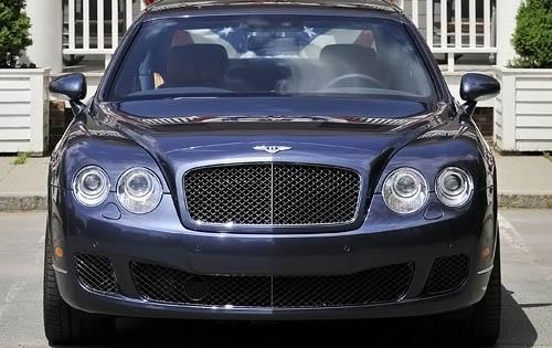 2009 Bentley Continental  interior #4