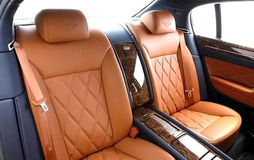 2009 Bentley Continental  interior #5