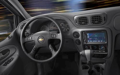 2009 Chevrolet Trailblaze