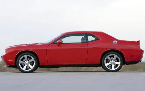 2009 Dodge Challenger SRT interior #7