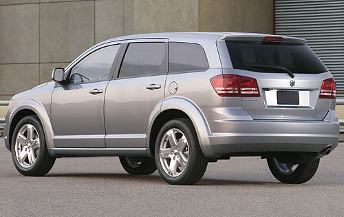 2009 Dodge Journey Information And Photos Zombiedrive