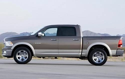 2009 Dodge Ram Pickup 150 interior #7