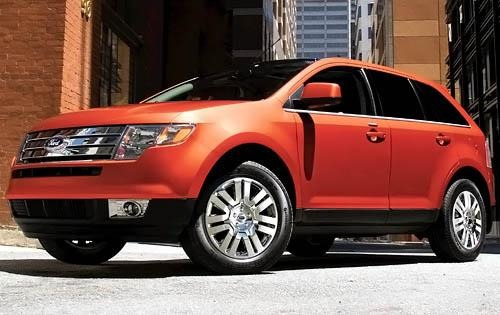 2009 Ford Edge Sport SUV exterior #1