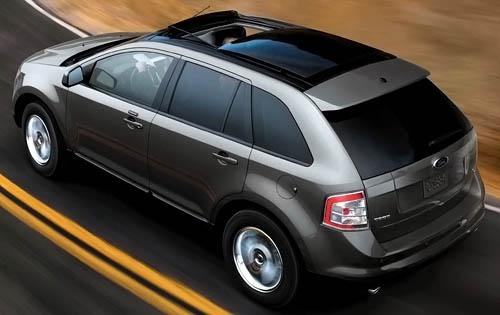 2009 Ford Edge Sport SUV exterior #4