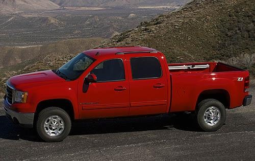 2009 GMC Sierra 3500HD #2