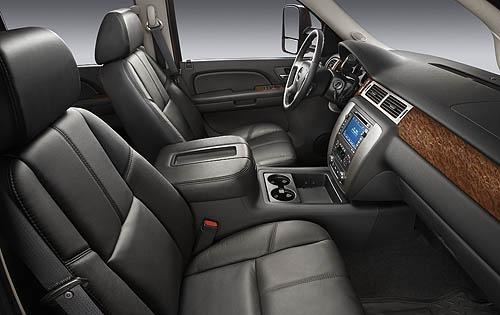 2009 GMC Sierra 2500HD SL interior #6