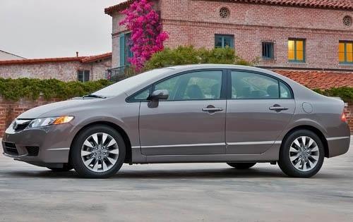 2010 Model Honda Civic >> 2010 HONDA CIVIC - Image #1