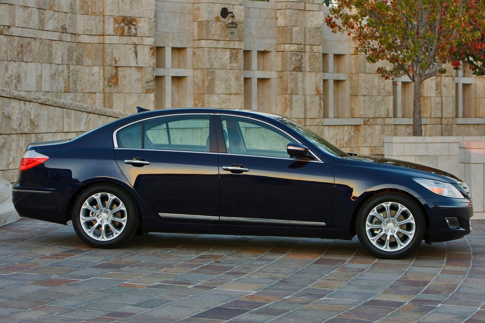 2009 Hyundai Genesis #3 2009 Hyundai Genesis 4.6 Exterior #3