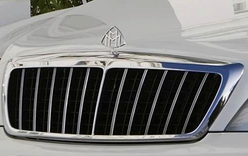 2009 Maybach Landaulet Co exterior #8