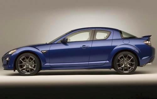 2009 Mazda Rx 8 Image 4