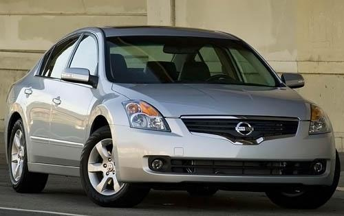 2009 Nissan Altima Front  exterior #1