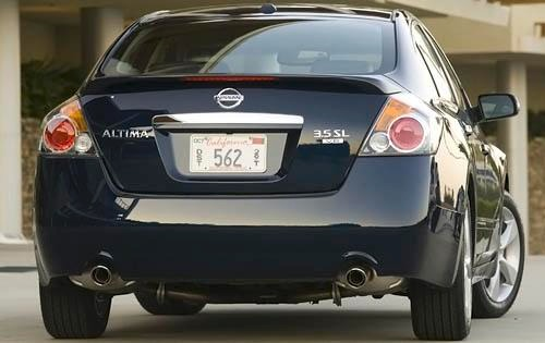2009 Nissan Altima Front  exterior #5